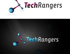 """#134 para Attractive logo for """"Tech Rangers"""" por mjuliakbar"""