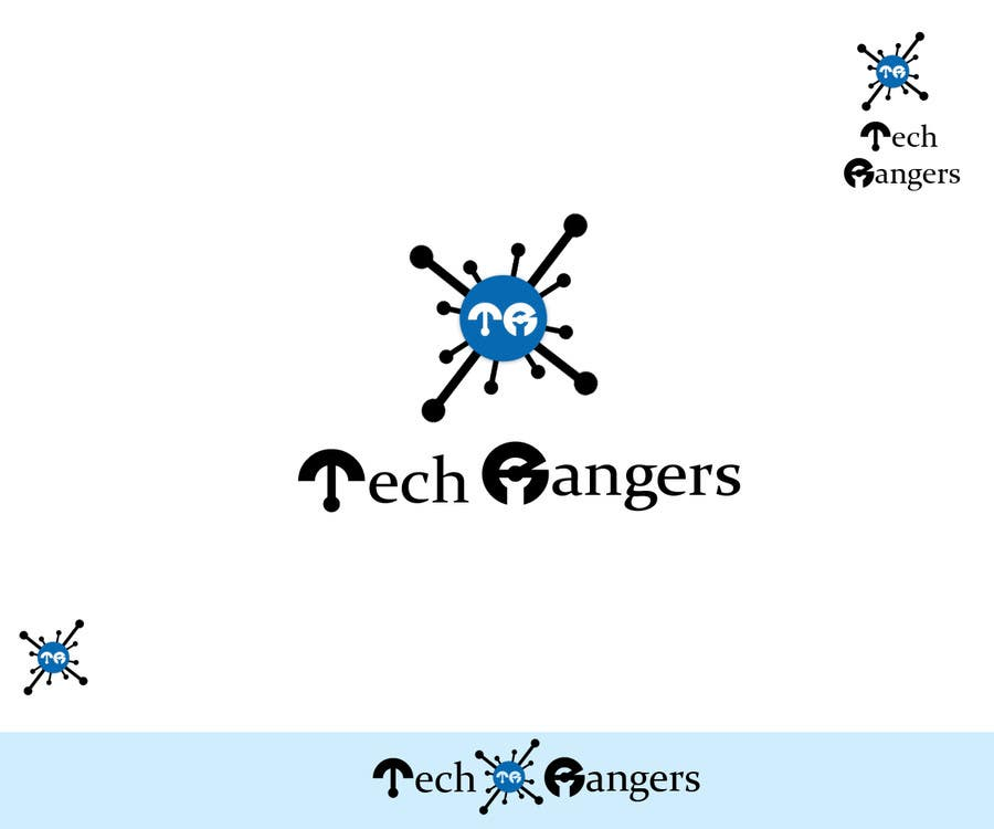 "#40 for Attractive logo for ""Tech Rangers"" by BasitAli92"