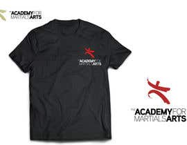 "santy99 tarafından Develop a Brand Identity for my martial arts school ""The Academy For Martial Arts"" için no 9"