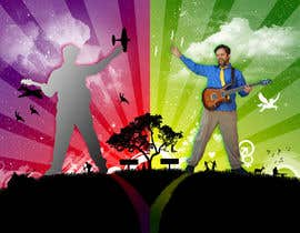 #15 cho Edit/create picture background for kids' music performer bởi rahulatosky