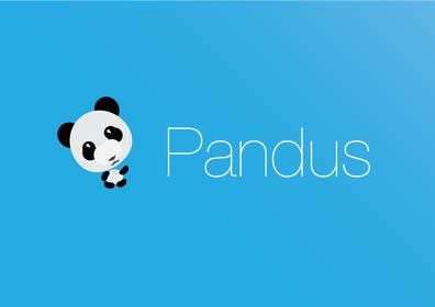 #52 for Design logo for private project with name Pandus by tomislavludvig