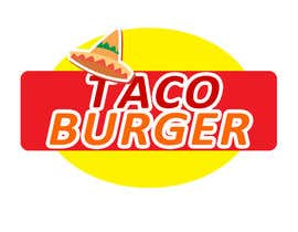 #21 for TACO BURGER LOGO DESIGN by islam1101