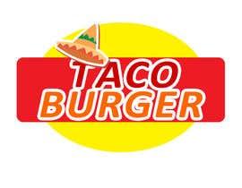 Nro 21 kilpailuun TACO BURGER LOGO DESIGN käyttäjältä islam1101
