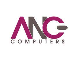 #80 for Design a Logo for ANC Computers af sagorak47