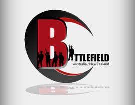 Nro 10 kilpailuun Battlefield Logo for youtube Channel käyttäjältä KamranmAhmed