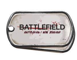 Nro 8 kilpailuun Battlefield Logo for youtube Channel käyttäjältä victormorais