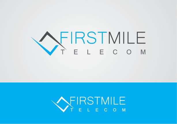 Konkurrenceindlæg #249 for Design a Logo for Firstmile Telecom