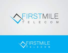 #249 for Design a Logo for Firstmile Telecom by risonsm
