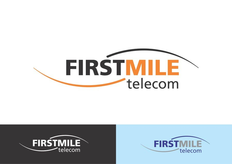 Konkurrenceindlæg #248 for Design a Logo for Firstmile Telecom