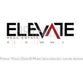 Nro 55 kilpailuun Animated Logo for Elevate-RealEstate.com käyttäjältä media9941