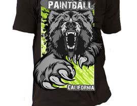 nº 59 pour Design a T-Shirt for Extreme Paintball par basem36