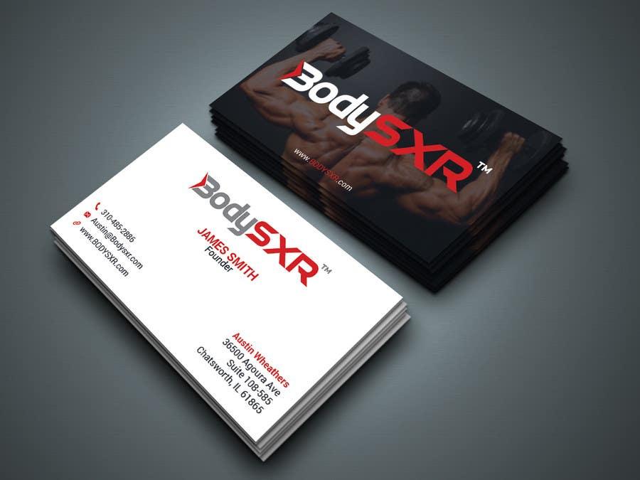 Kilpailutyö #41 kilpailussa Design some Business Cards