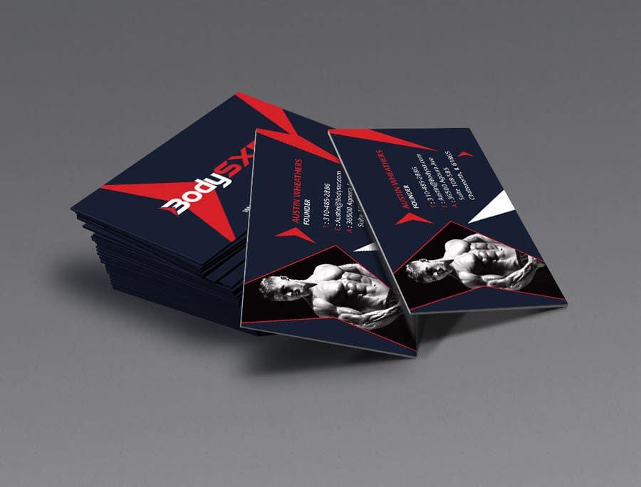 Kilpailutyö #2 kilpailussa Design some Business Cards