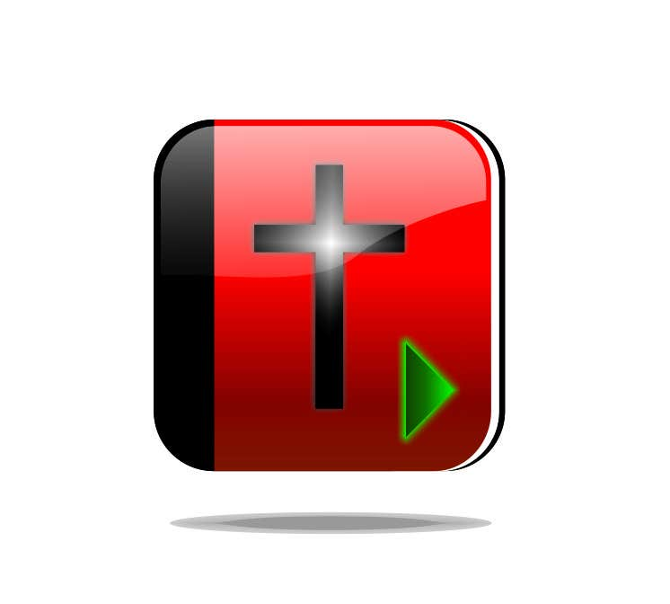 #23 for Design an Icon for a Religious App by robertsdimants