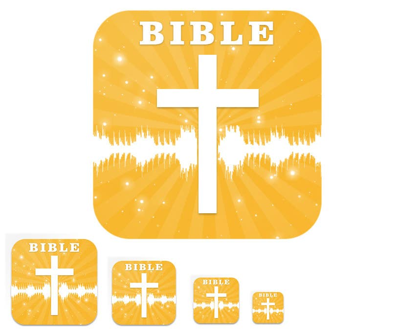 #38 for Design an Icon for a Religious App by dreamstudios0