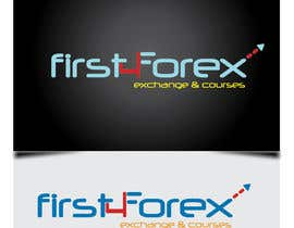 #5 for Design a Logo for First 4 Forex by utrejak