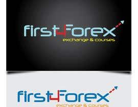 nº 5 pour Design a Logo for First 4 Forex par utrejak
