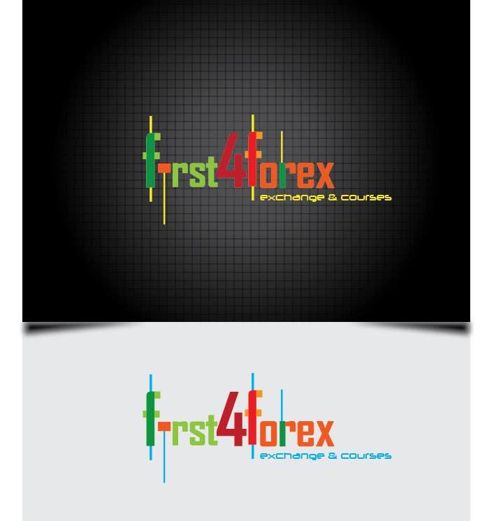 Inscrição nº                                         14                                      do Concurso para                                         Design a Logo for First 4 Forex