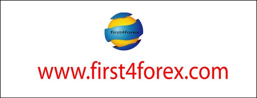 Inscrição nº                                         7                                      do Concurso para                                         Design a Logo for First 4 Forex