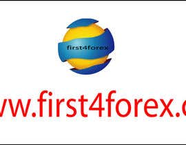 nº 7 pour Design a Logo for First 4 Forex par FRAJNK