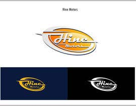#28 for Design a Logo for Hine Motors af roman230005