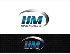#23 for Design a Logo for Hine Motors af saimarehan