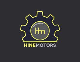 #149 for Design a Logo for Hine Motors af ModernLab