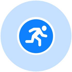 #11 for Design an Icon for PointRun (iPhone App) by sharpBD