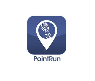 #30 for Design an Icon for PointRun (iPhone App) by NicolasFragnito