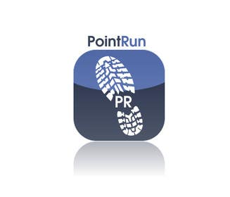 #32 for Design an Icon for PointRun (iPhone App) by NicolasFragnito