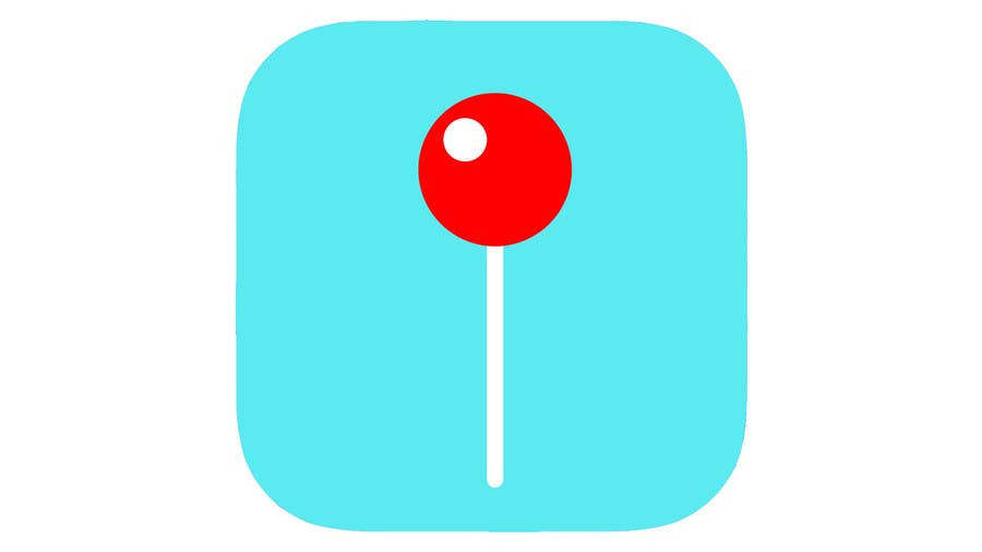 #66 for Design an Icon for PointRun (iPhone App) by MartinMaxTech