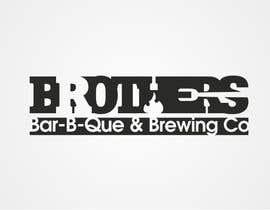 #48 for Startup BBQ brewpub needs a cool logo af dyv