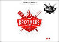 #27 for Startup BBQ brewpub needs a cool logo by roman230005