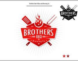 nº 27 pour Startup BBQ brewpub needs a cool logo par roman230005