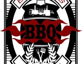 #66 for Startup BBQ brewpub needs a cool logo af TSZDESIGNS
