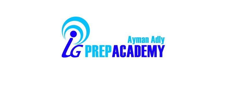 Penyertaan Peraduan #18 untuk Design a Logo for IGPrep Acadeny - Ayman Adly
