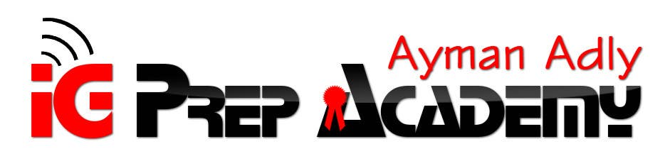 Penyertaan Peraduan #22 untuk Design a Logo for IGPrep Acadeny - Ayman Adly