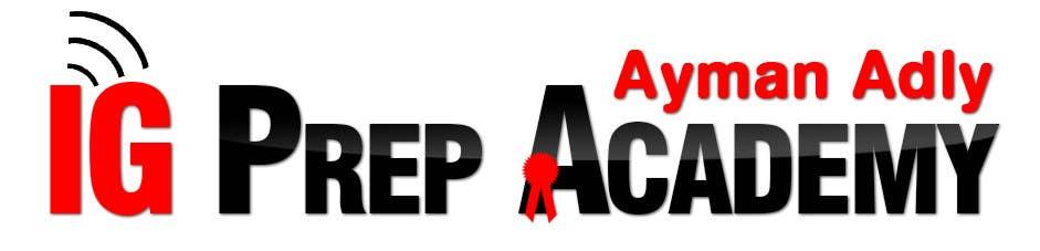Penyertaan Peraduan #24 untuk Design a Logo for IGPrep Acadeny - Ayman Adly