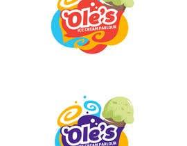 Darusalam tarafından Ice cream Parlour Logo için no 63