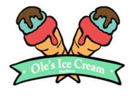 dragontechinc tarafından Ice cream Parlour Logo için no 4