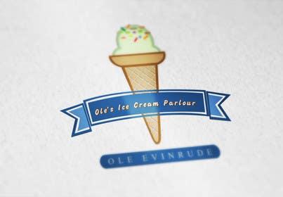 srsr321 tarafından Ice cream Parlour Logo için no 25