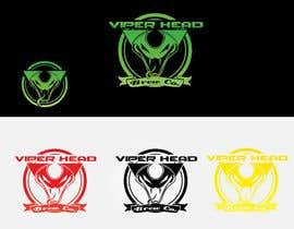 icechuy22 tarafından Design a Logo for Viper Head Brew Co. için no 94