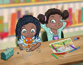 Nro 13 kilpailuun Cartoon Professional Kid Character - what I want to be käyttäjältä BuiNhatVi