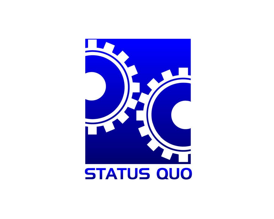 #62 for Design a Logo for Status Quo by StanleyV2