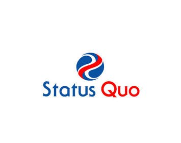 #28 for Design a Logo for Status Quo by Bashir01834