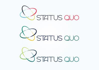 #11 for Design a Logo for Status Quo by Dreyo