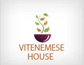 "nº 83 pour Design a Logo for Vietnamese restaurant named ""越屋 Vietnamese House"" par ewebszone7"