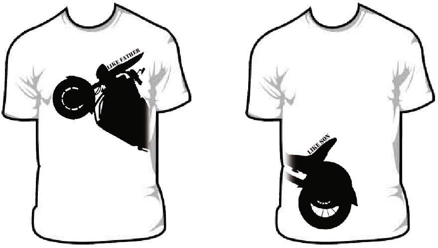 Penyertaan Peraduan #                                        88                                      untuk                                         T-shirt Design for Razors and Diapers
