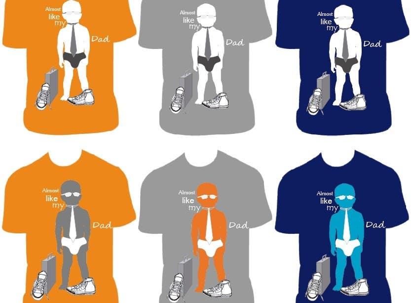 Penyertaan Peraduan #                                        129                                      untuk                                         T-shirt Design for Razors and Diapers