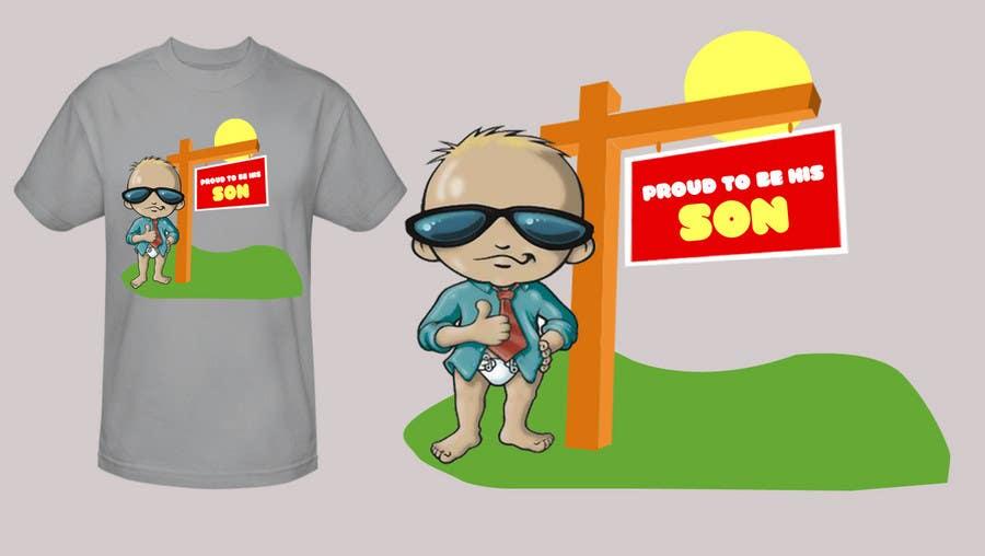 Penyertaan Peraduan #                                        178                                      untuk                                         T-shirt Design for Razors and Diapers